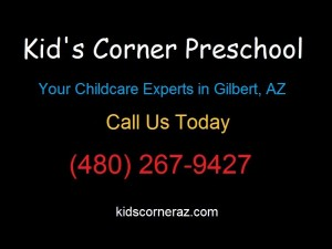 Get Your Child Enrolled in a Gilbert Preschool | (480) 267-9427