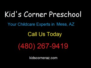 Enroll Your Child in Our Mesa Preschool Program Today |480-267-9419