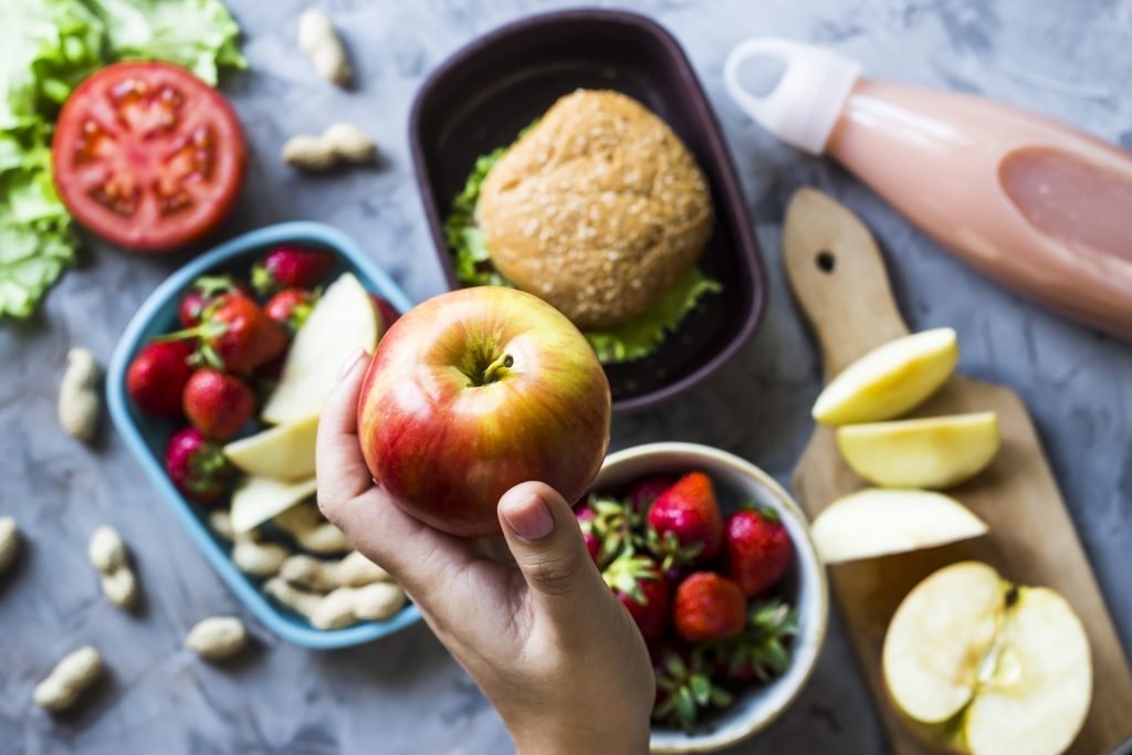 Healthy Snacks for Daycare Kids