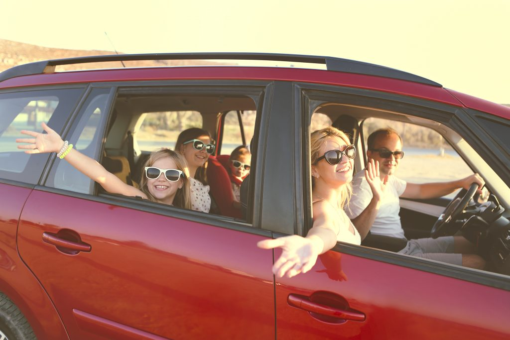 How to Road Trip with Young Kids