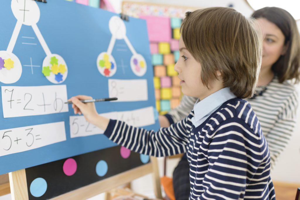 How to Teach a Child Math - Kid's Corner Preschool