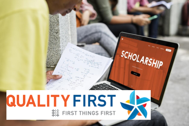 Quality First Scholarship at Kid's Corner
