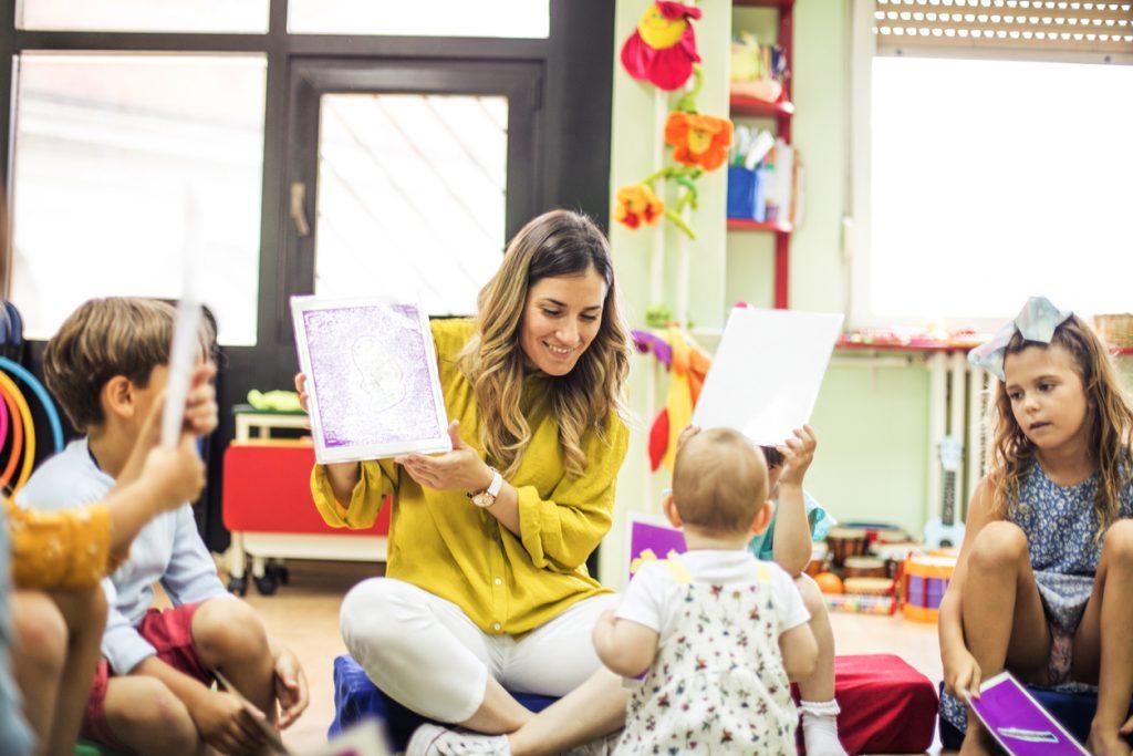 Social Skills Activities For Preschoolers
