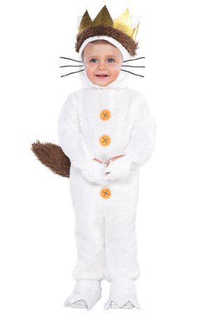 Where the Wild Things Are Baby Max Costume Party City