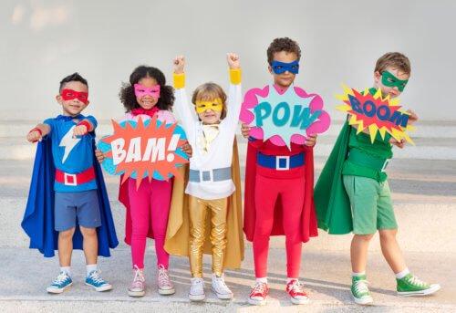 How do children learn social skills - Kid's Corner